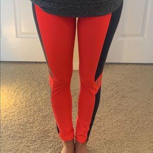Under Armour Athletic Yoga Running Pants Leggings